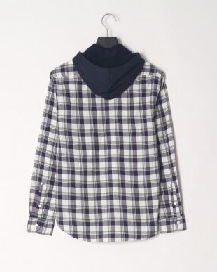 010 スウェットフードシャツを見る