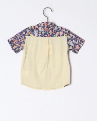 コン DapperDオーガニック蝶タイ付きシャツを見る