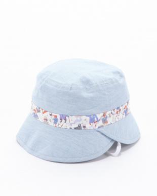 ブル- DapperDオーガニックsリバーシブル帽子を見る
