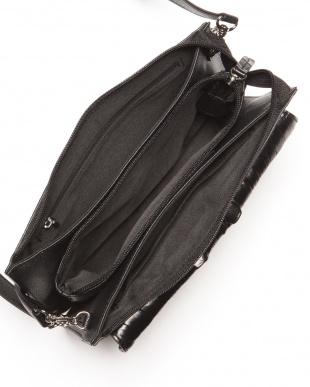 ブラック クロコ&カーフバッグを見る