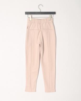 PINK fleece lining pantsを見る