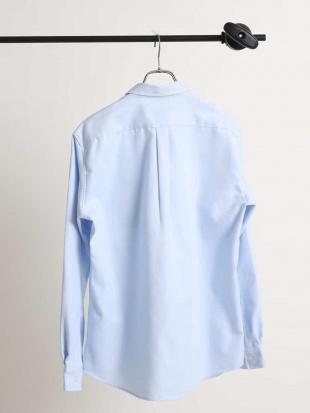 ライトブルー サンライトキモウボタンダウンシャツ[WEB限定サイズ] a.v.v HOMMEを見る