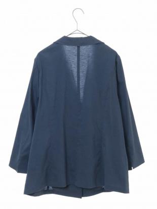 グレー 【洗える】デザインネップジャケット CHRISTIAN AUJARD LIBERTEを見る