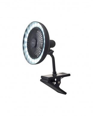 ブラック LEDサーキュライトクリップモデルを見る