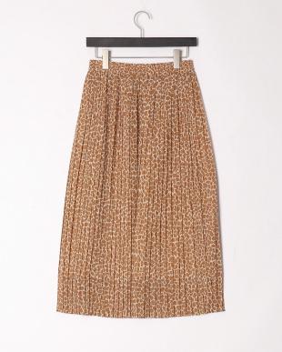 CAMEL ジラフプリントスカートを見る