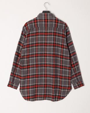 001 ビエラチェックビッグシャツを見る