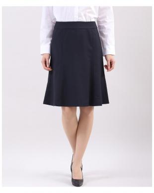 ベージュ2 《WEB限定大きいサイズ 》ウォッシャブルツイルフレアスカート CLEAR IMPRESSIONを見る