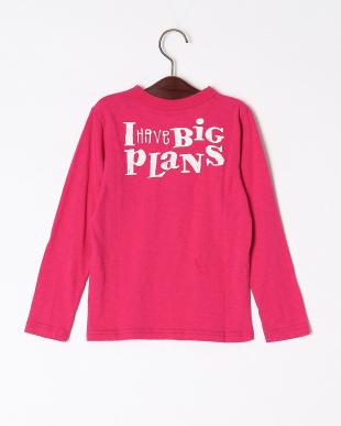 ローズピンク DY ミッキー長袖Tシャツを見る