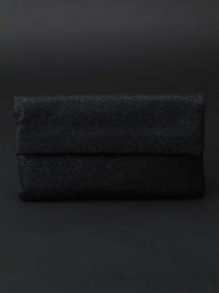 ブラック 二つ折りクラッチバッグ IMPORTED TARA JARMONを見る