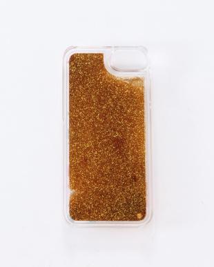 ゴールド グリッター iPhone 6/7/8対応ケースを見る