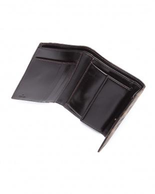BRW ズッカ柄三つ折り財布を見る