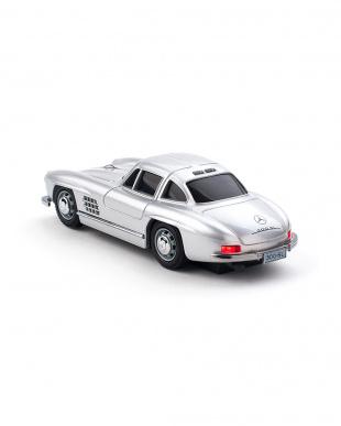 シルバー ワイヤレスマウス メルセデス・ベンツ 300SLを見る