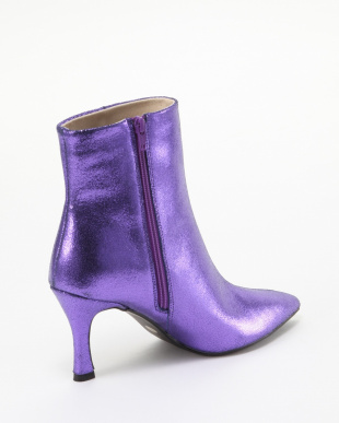 PURPLE GLITTER ANKLE BOOTSを見る