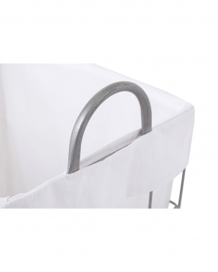 WH WIRE ARTS & PRO.laundry SQUARE BASKET_9.5Lを見る