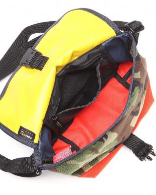 MULTI1 Coney Island Casual Messenger Bagを見る