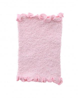 ピンク シルクおやすみ ネックウォーマー2個セットを見る