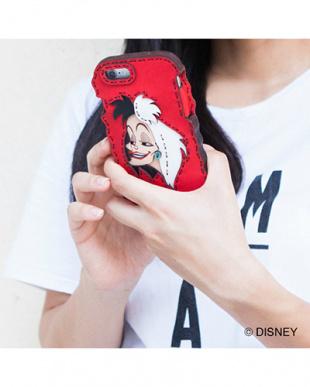 GY ディズニーヴィランズ/レザーiphoneケースを見る
