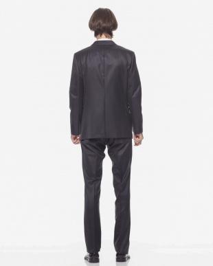 ブラック  レギュラーカットシングルフロント スーツを見る
