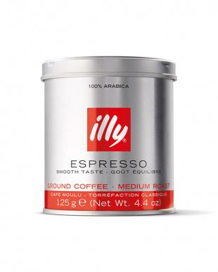 イリー エスプレッソ粉 ミディアムロースト 3缶セットを見る
