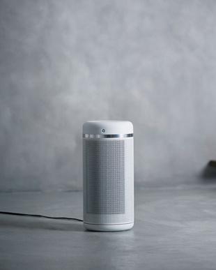ピンクベージュ 人感センサー付 セラミックヒーター「センサースイングヒート」を見る