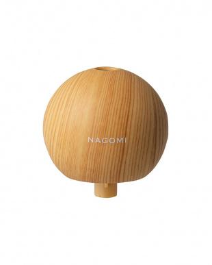木目調 ナチュラルウッド パーソナル加湿器「NAGOMI」を見る