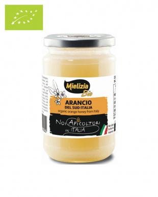 イタリア産オレンジの有機ハチミツ 2個セットを見る