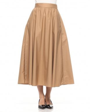 BEIGE フレアロングスカートを見る