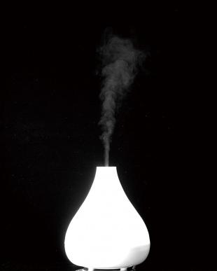 ホワイト アロマ加湿器を見る