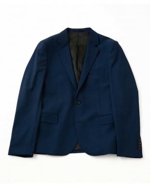 ブルー T/R Investment Jacket ナノ・ユニバースメンズ(オリジナル)を見る