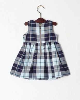 コン Woodland plaid dressを見る