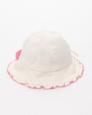 オフホワイト  Raffle hatを見る