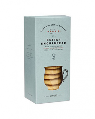 バターショートブレッド(箱) 2個セットを見る