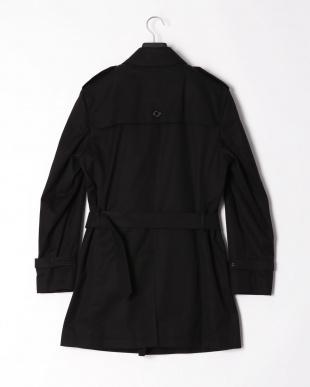 ブラック 【店舗限定サイズあり】ベンタイルギャバジンWトレンチコートを見る
