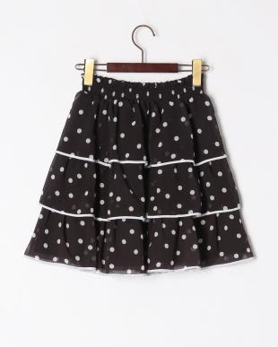 クロ  chiffon tiered skirtを見る