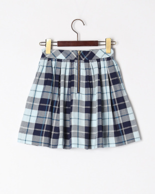 コン Woodland plaid skirtを見る