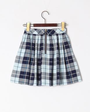 コン Woodland plaid skirtを見る