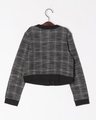 クロ  tweed jacketを見る