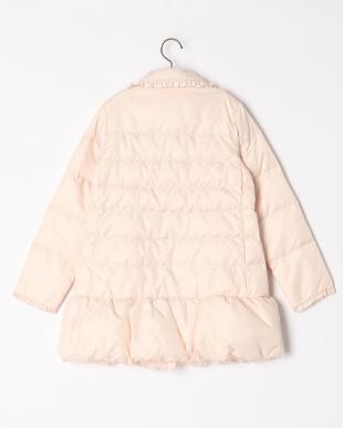 L・ピンク  Ruffle down coatを見る