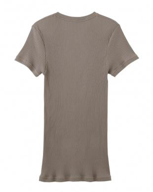ト-プ VネックTシャツを見る