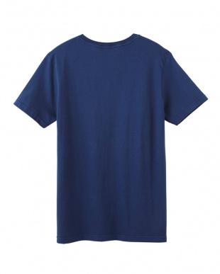ネ-ビ-ブル- クルーネックTシャツを見る