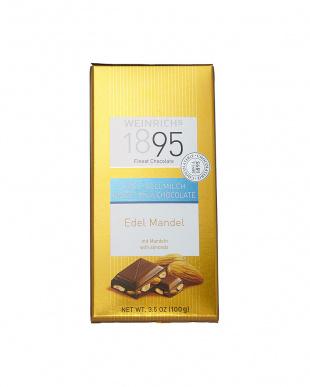 ミルクチョコレート ウィズ アーモンド×5枚を見る