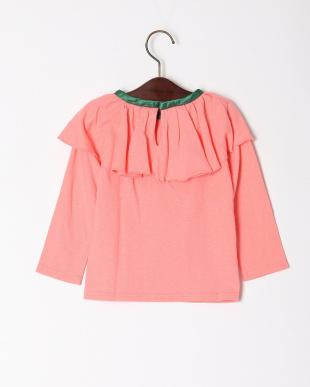 ピンク 【melt】ラッフルカラー9ブソデTEEを見る