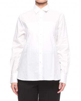 オフホワイト  シャツを見る