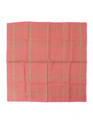 ピンク Modernスクエアスカーフ LAGUNAMOONを見る