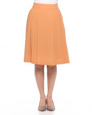 シナモン サイドプリーツスカートを見る