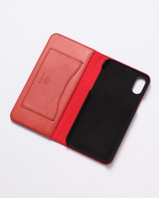 チェリーピンク PEBBLY(ぺブリー)チェリーピンク iPhoneX/XS 兼用イタリアレザーケースを見る