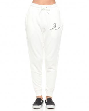 WHT VOL Basic Fleece Pantsを見る