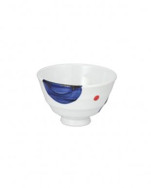 藍丸紋 飯碗3個入を見る