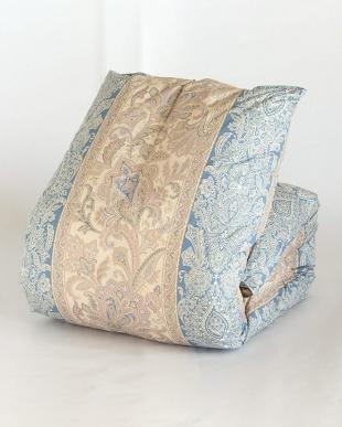 ブルー ハンガリー産ホワイトダックダウン93%使用 羽毛布団 シングル 1.1kg 日本製を見る