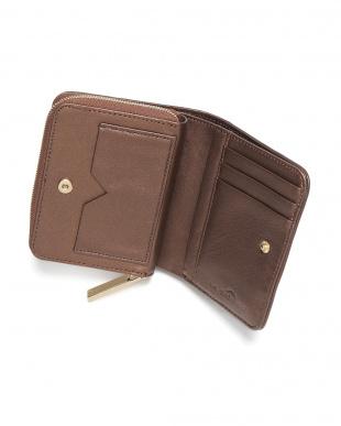 BROWN Charlize財布2つ折を見る